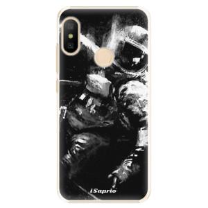 Plastové pouzdro iSaprio Astronaut 02 na mobil Xiaomi Mi A2 Lite