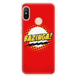 Plastové pouzdro iSaprio Bazinga 01 na mobil Xiaomi Mi A2 Lite