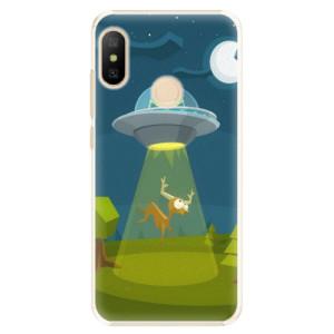 Plastové pouzdro iSaprio Ufouni 01 na mobil Xiaomi Mi A2 Lite