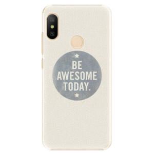 Plastové pouzdro iSaprio Awesome 02 na mobil Xiaomi Mi A2 Lite