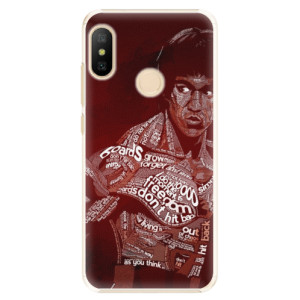 Plastové pouzdro iSaprio Bruce Lee na mobil Xiaomi Mi A2 Lite
