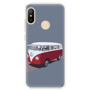 Plastové pouzdro iSaprio VW Bus na mobil Xiaomi Mi A2 Lite
