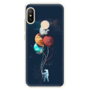 Plastové pouzdro iSaprio Balónky 02 na mobil Xiaomi Mi A2 Lite