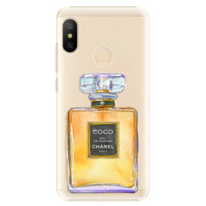 Plastové pouzdro iSaprio Chanel Gold na mobil Xiaomi Mi A2 Lite