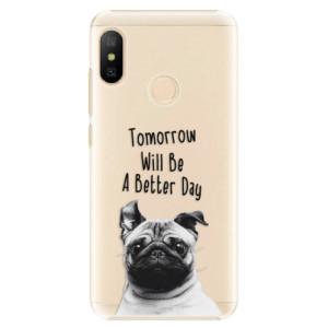 Plastové pouzdro iSaprio Better Day 01 na mobil Xiaomi Mi A2 Lite