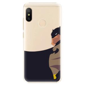 Plastové pouzdro iSaprio BaT Komiks na mobil Xiaomi Mi A2 Lite