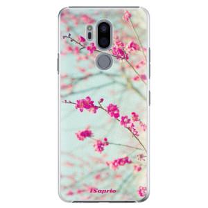 Plastové pouzdro iSaprio Blossom 01 na mobil LG G7