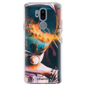 Plastové pouzdro iSaprio Astronaut 01 na mobil LG G7