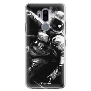 Plastové pouzdro iSaprio Astronaut 02 na mobil LG G7