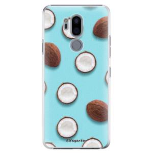 Plastové pouzdro iSaprio Kokos 01 na mobil LG G7