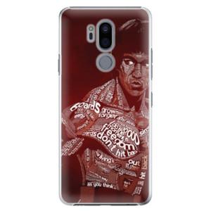 Plastové pouzdro iSaprio Bruce Lee na mobil LG G7
