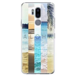Plastové pouzdro iSaprio Aloha 02 na mobil LG G7
