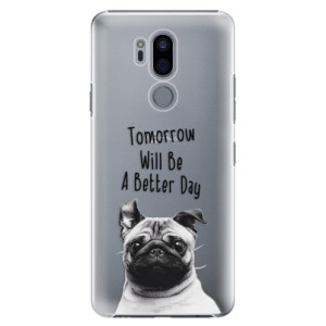 Plastové pouzdro iSaprio Better Day 01 na mobil LG G7