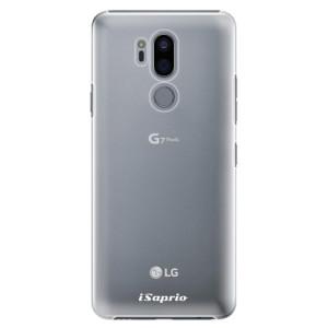 Plastové pouzdro iSaprio 4Pure mléčné bez potisku na mobil LG G7