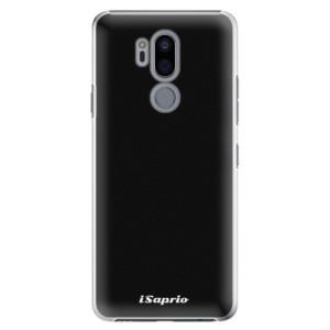 Plastové pouzdro iSaprio 4Pure černé na mobil LG G7