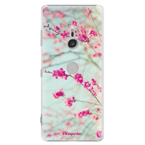 Plastové pouzdro iSaprio Blossom 01 na mobil Sony Xperia XZ3