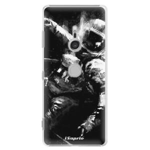 Plastové pouzdro iSaprio Astronaut 02 na mobil Sony Xperia XZ3
