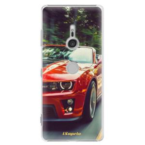 Plastové pouzdro iSaprio Chevrolet 02 na mobil Sony Xperia XZ3