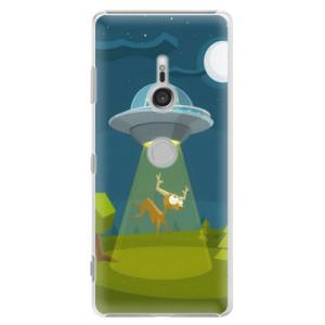 Plastové pouzdro iSaprio Ufouni 01 na mobil Sony Xperia XZ3