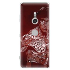 Plastové pouzdro iSaprio Bruce Lee na mobil Sony Xperia XZ3