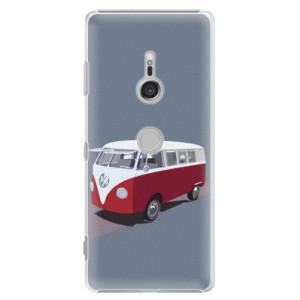 Plastové pouzdro iSaprio VW Bus na mobil Sony Xperia XZ3