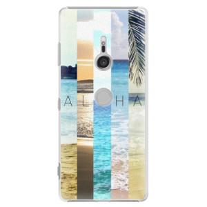 Plastové pouzdro iSaprio Aloha 02 na mobil Sony Xperia XZ3