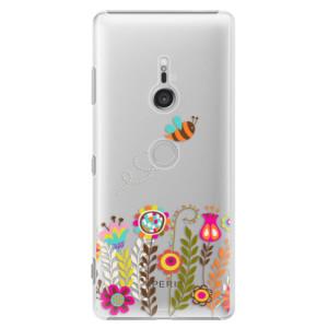 Plastové pouzdro iSaprio Včelka Pája 01 na mobil Sony Xperia XZ3
