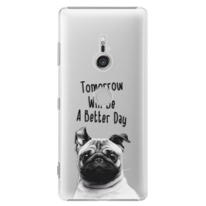 Plastové pouzdro iSaprio Better Day 01 na mobil Sony Xperia XZ3