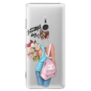 Plastové pouzdro iSaprio Beautiful Day na mobil Sony Xperia XZ3