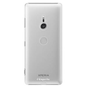 Plastové pouzdro iSaprio 4Pure mléčné bez potisku na mobil Sony Xperia XZ3