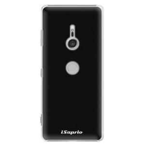 Plastové pouzdro iSaprio 4Pure černé na mobil Sony Xperia XZ3