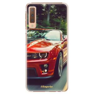 Plastové pouzdro iSaprio Chevrolet 02 na mobil Samsung Galaxy A7 (2018)