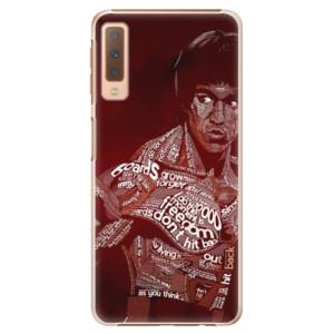 Plastové pouzdro iSaprio Bruce Lee na mobil Samsung Galaxy A7 (2018)