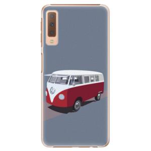 Plastové pouzdro iSaprio VW Bus na mobil Samsung Galaxy A7 (2018)