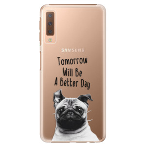 Plastové pouzdro iSaprio Better Day 01 na mobil Samsung Galaxy A7 (2018)