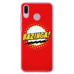 Plastové pouzdro iSaprio Bazinga 01 na mobil Honor Play