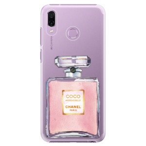Plastové pouzdro iSaprio Chanel Rose na mobil Honor Play