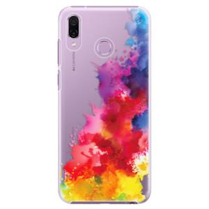 Plastové pouzdro iSaprio Color Splash 01 na mobil Honor Play