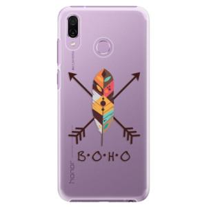 Plastové pouzdro iSaprio BOHO na mobil Honor Play