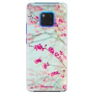 Plastové pouzdro iSaprio Blossom 01 na mobil Huawei Mate 20 Pro