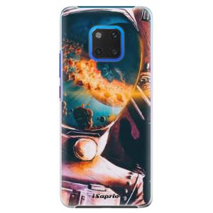 Plastové pouzdro iSaprio Astronaut 01 na mobil Huawei Mate 20 Pro
