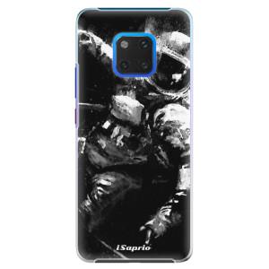 Plastové pouzdro iSaprio Astronaut 02 na mobil Huawei Mate 20 Pro