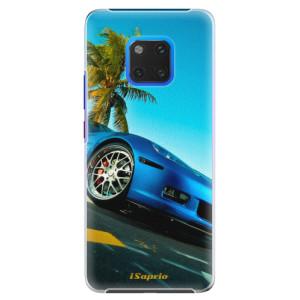 Plastové pouzdro iSaprio Kára 10 na mobil Huawei Mate 20 Pro