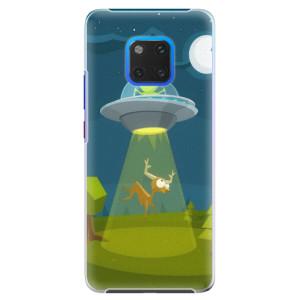Plastové pouzdro iSaprio Ufouni 01 na mobil Huawei Mate 20 Pro