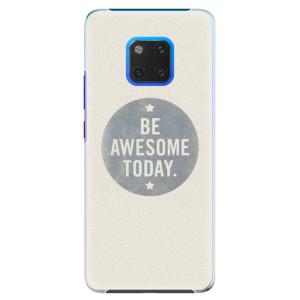 Plastové pouzdro iSaprio Awesome 02 na mobil Huawei Mate 20 Pro