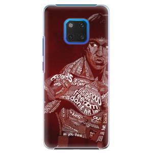 Plastové pouzdro iSaprio Bruce Lee na mobil Huawei Mate 20 Pro
