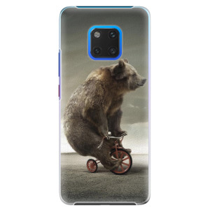 Plastové pouzdro iSaprio Medvěd 01 na mobil Huawei Mate 20 Pro