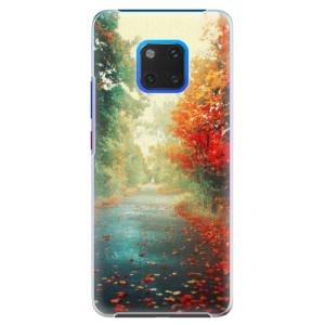 Plastové pouzdro iSaprio Podzim 03 na mobil Huawei Mate 20 Pro