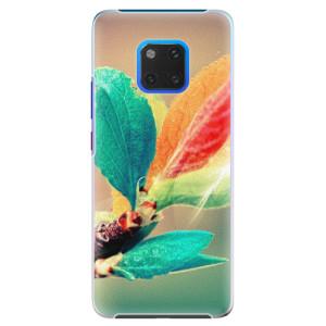 Plastové pouzdro iSaprio Podzim 02 na mobil Huawei Mate 20 Pro