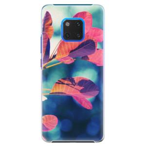 Plastové pouzdro iSaprio Podzim 01 na mobil Huawei Mate 20 Pro